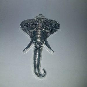 Jewelry - Elephant Pendant